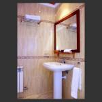 Los baños son de reciente construcción y las toallas de algodon egipcio.